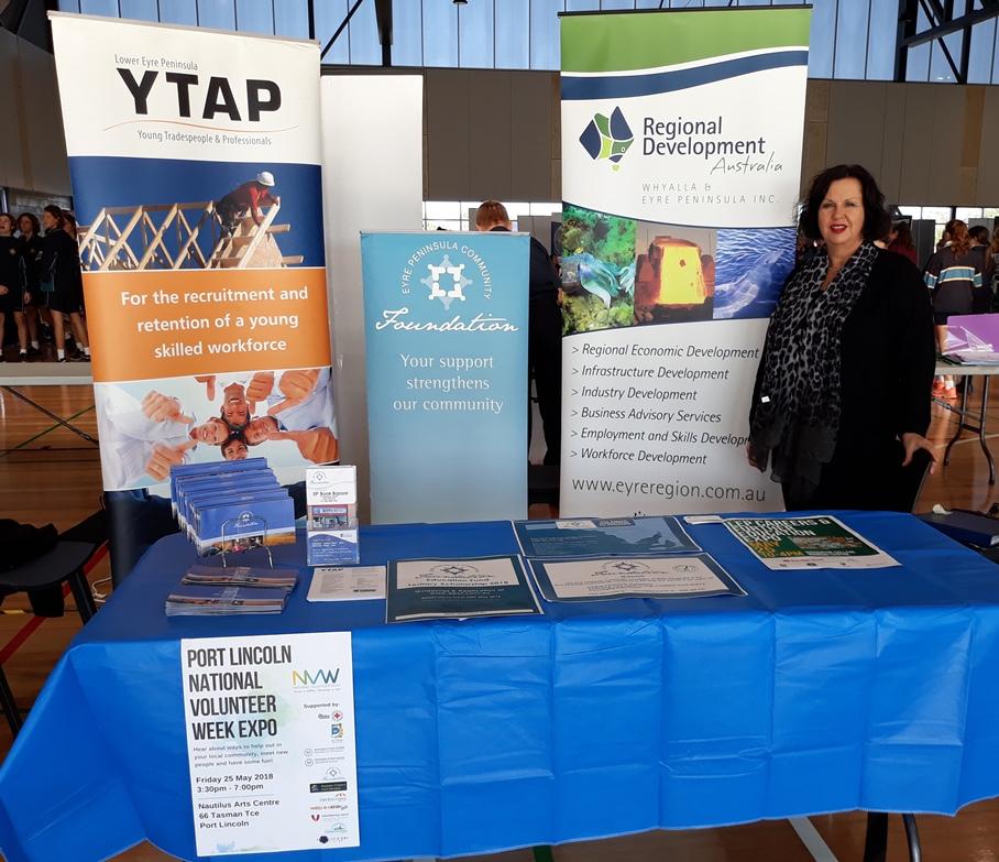 Careers Expo Regional Development Australia Whyalla Eyre Peninsula